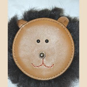 COACH Bear Coin Purse